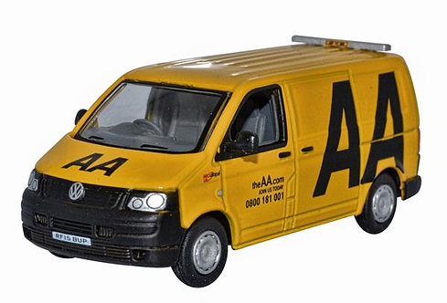 Oxford Diecast VW T5  - AA Livery