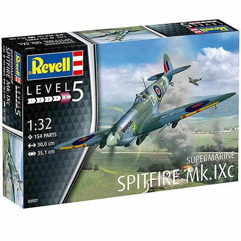 Revell Spitfire Mk.IXc Model Kit