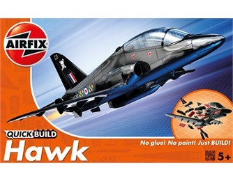 Airfix Quick-Build- Hawk