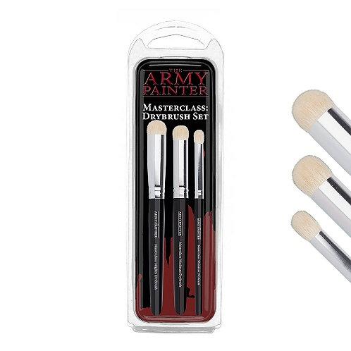 The Army Painter - Masterclass Drybrush Set