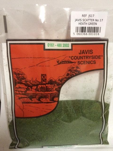 Javis Scenics Model Scatter Bags