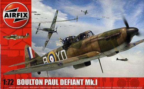 Airfix Medium Starter Set - Boulton Paul Defiant Mk.1
