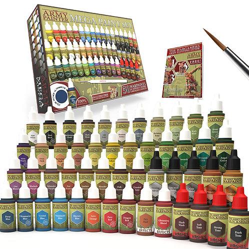The Army Painter - Mega Warpaint Set