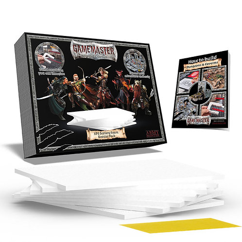 The Army Painter Gamemaster - XPS Scenery Foam Booster Pack