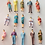 Thumbnail: 1:50 Scale Painted Mixed Architectural Model Figures/People