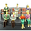 Thumbnail: 1:25 Scale SEATED Painted Model Figures/People