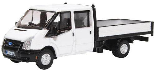 Oxford Diecast Ford Dropside - Plain White
