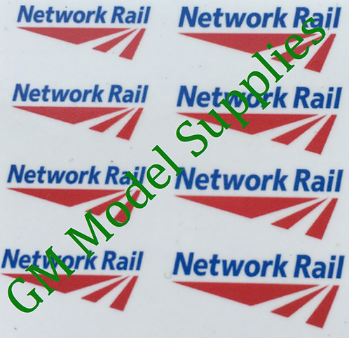 Network Rail Logos- x8