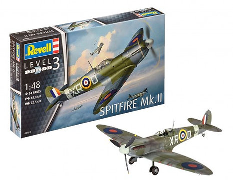 Revell Spitfire Mk.II Model Kit