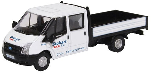 Oxford Diecast Ford Dropside-Stobart Rail