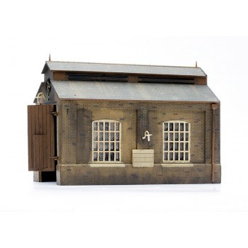Dapol Plastic Model Kit - Engine Shed