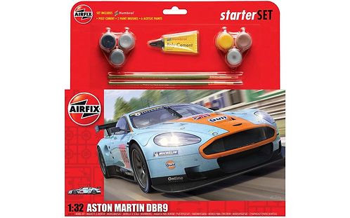Airfix Large Starter Set - Aston Martin DBR9