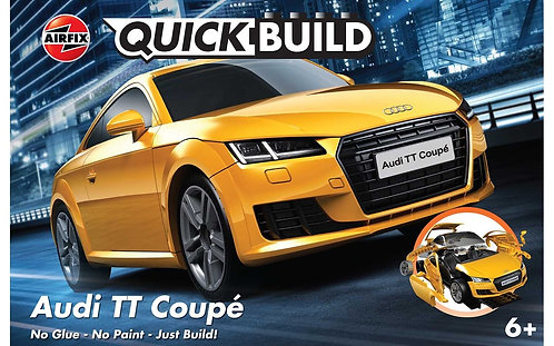 Airfix Quick-Build- Audi TT Coupe