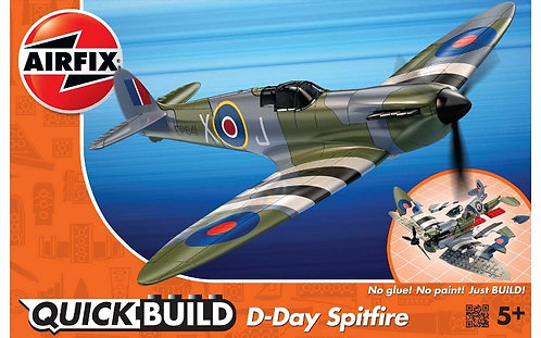 Airfix Quick-Build- D Day Spitfire