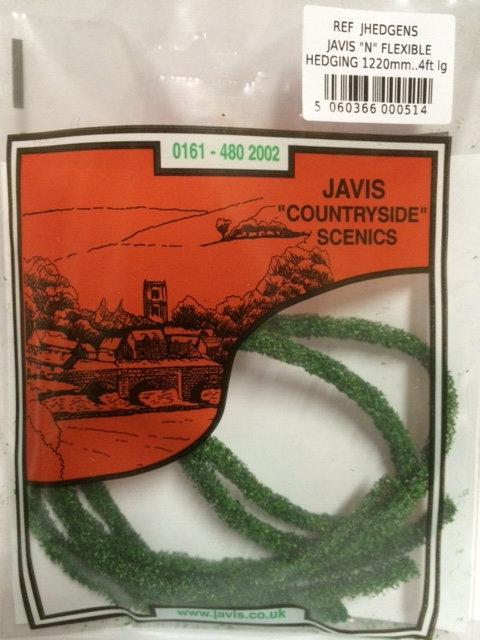 Javis Flexible N Gauge Standard Hedging - 4FT