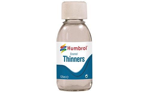 Humbrol Enamel Thinners - 125ml