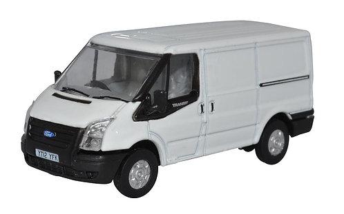 Oxford Diecast Ford Transit Mk5 SWB L Roof - Plain White
