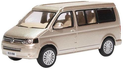 Oxford Diecast VW T5 Camper - Sand Beige