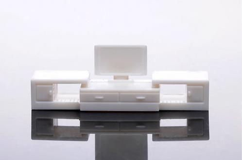 Model Furniture 1/50 Scale - TV Set