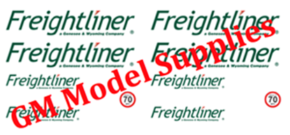 Transit SWB Conversion Kit- Freightliner Livery
