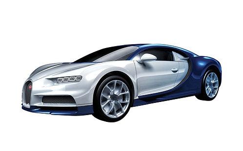 Airfix Quick-Build- Bugatti Chiron