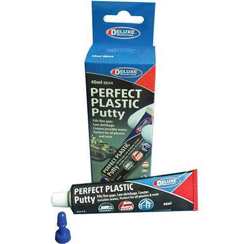 Perfect Plastic Putty - Deluxe Materials 40ml