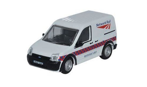 Oxford Diecast Ford Transit Connect- Network Rail