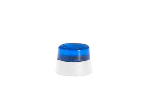 Model Light Rotating Beacon Pair- Blue