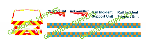 VW T5 Conversion Kit- Network Rail Livery