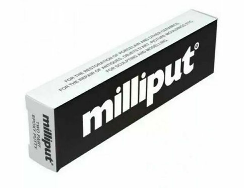 Milliput 2 Part Epoxy Putty - Black