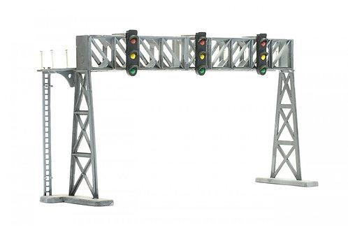 Dapol Plastic Model Kit - Signal Gantry