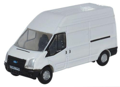 Oxford Diecast Ford Transit LWB - White