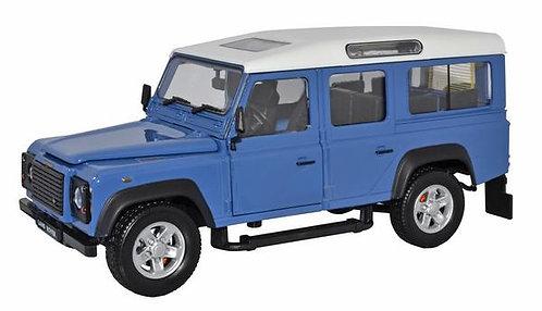 Cararama Land Rover Defender - Blue