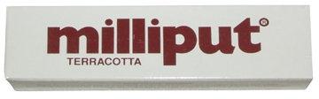 Milliput 2 Part Epoxy Putty - Terracotta
