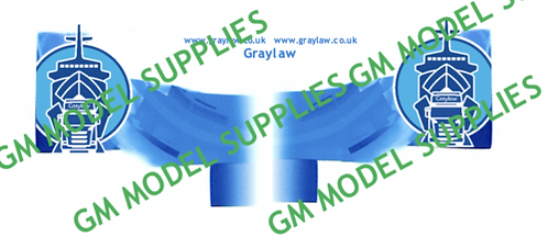 Scania Cab Conversion Kit- Graylaw Transport Livery