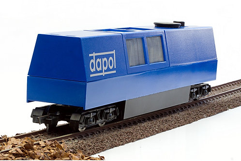Dapol Motorised Track Cleaner - 1:76/00 Gauge