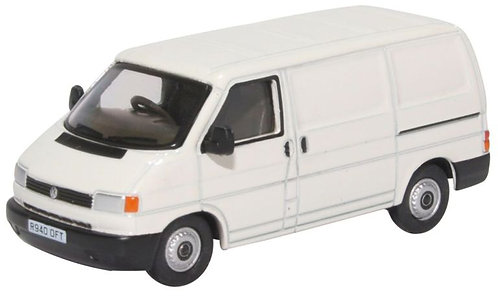 Oxford Diecast Volkswagen T4- Plain White/Grey