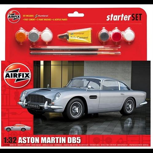 Airfix Medium Starter Set - Aston Martin DB5