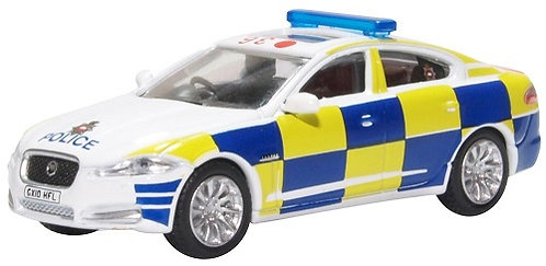 Oxford Diecast Jaguar XF - Surrey Police Livery