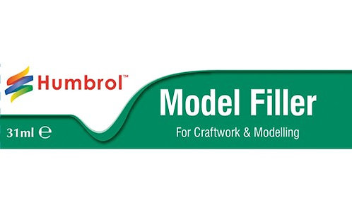 Humbrol Model Filler - 31ml Tube