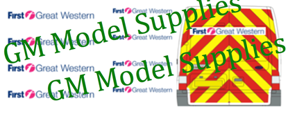 Transit SWB Conversion Kit- First Great Western (FGW)