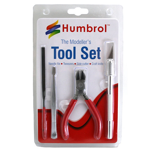 Humbrol The Modeller's Tool Set - Small