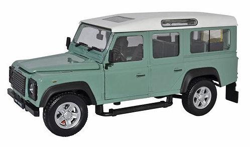 Cararama Land Rover Defender - Light Green