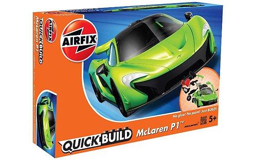 Airfix Quick-Build- McLaren P1 Green