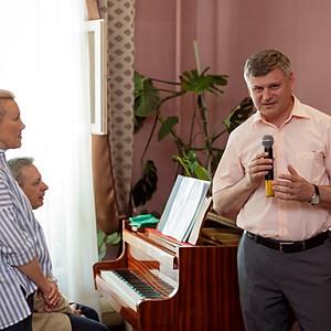 Презентация книги «Городецкая Кириллица» Натальи Пановой-Кляйст