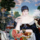 Boris_Kustodiev_-_Merchant's_Wife_at_Tea
