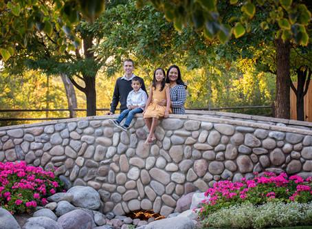 Hudson Garden Fall Sessions