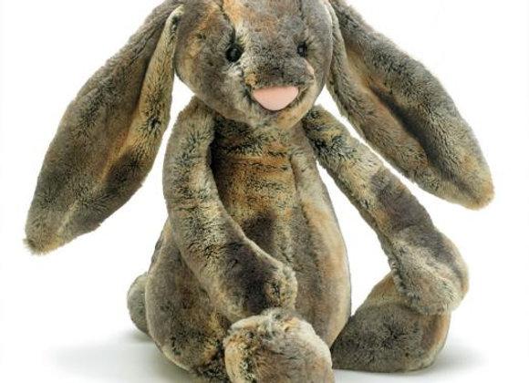 I am HUGE Bashful Woodland Bunny