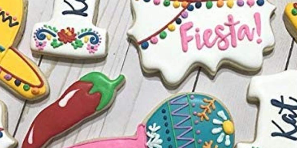 Fiesta Cookie Decorating