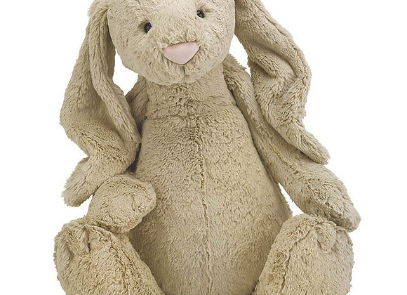 I am a REALLY REALLY BIG Bashful Beige Bunny